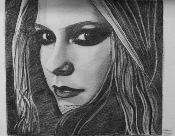 Avril Lavigne por swapzulu